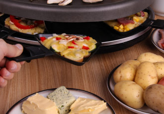 2. Raclette, Suiza