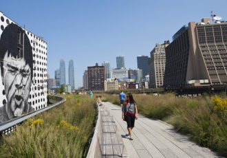 High Line Park, Meatpacking District (iStock)