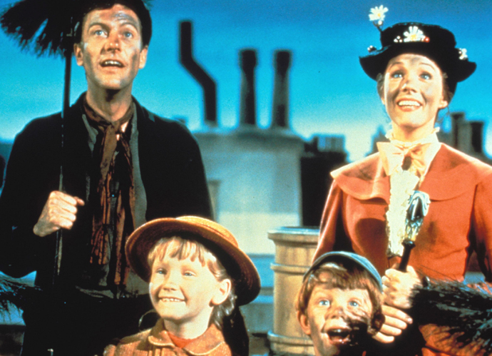 """Mary Poppins"" (Radialtres)"