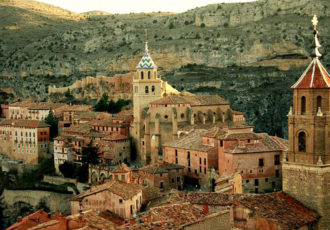 Albarracín, Teruel (commons.wikimedia.org)