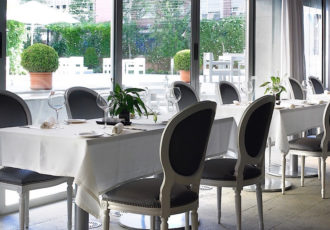 hoteles Booking restaurantes