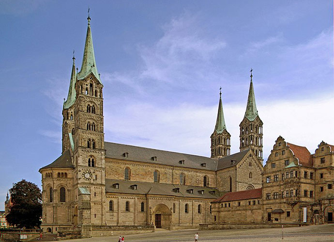 Catedral de Bamberg, Alemania (commons.wikimedia.org)