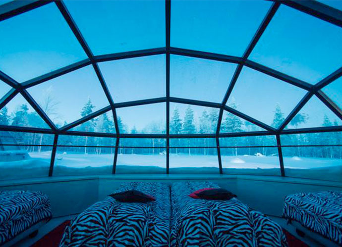Kakslauttanen Arctic Resort - Igloos and Chalets, Saariselkä – Finlandia (Booking)