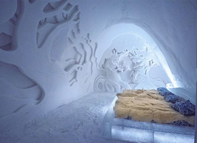 Snow Hotel, Kemi – Finlandia (Booking)