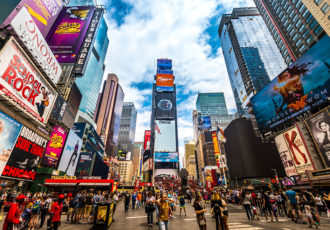 Nueva York, la capital financiera del mundo (iStock)