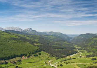 Valle del Roncal (iStock)