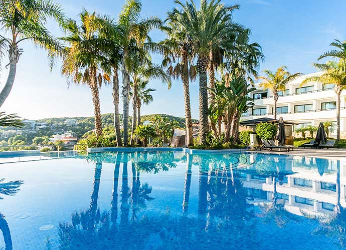 hoteles sitges
