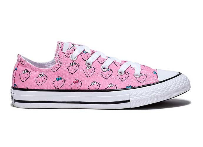zapatillas hello kitty